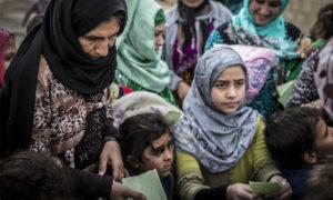 لاجئون سوريون في لبنان (ANERA)