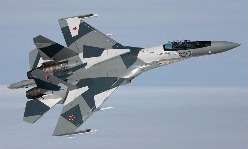 طائرة SU-35 الروسية (إنترنيت)