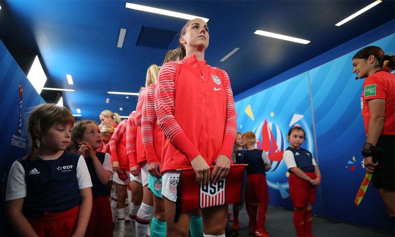 منتخب أمريكا كأس العالم 2019 (Getty)