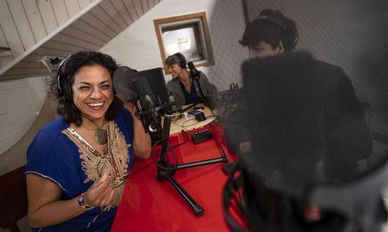 راديو تشيارا (ستريتس تايمز)