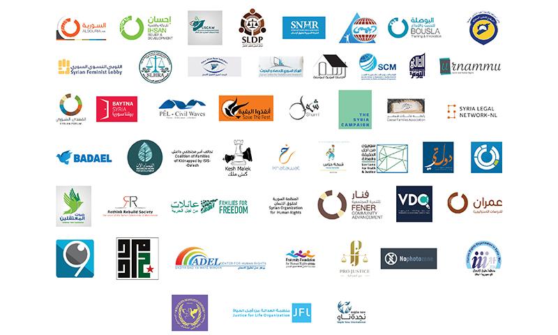 """منظمات سورية تصدر رسالة مشتركة لمجلس الأمن حول قراره الخاص بملف المفقودين، 2019، موقع """"سوريون من أجل الحقيقة والعدالة"""""""