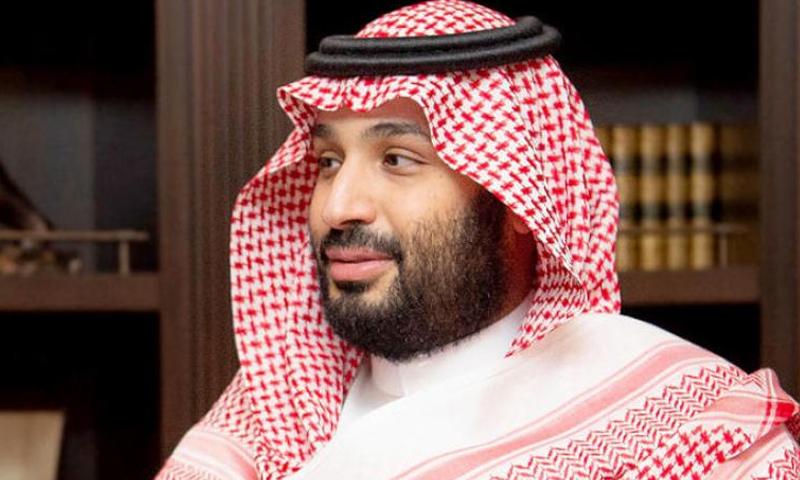 """الأمير محمد بن سلمان في مقابلة مع صحيفة """"الشرق الأوسط"""" (الشرق الأوسط)"""
