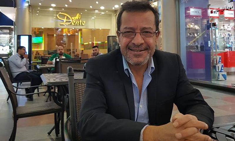 الكاتب السوري فؤاد حميرة (صفحة الكاتب في فيس بوك)