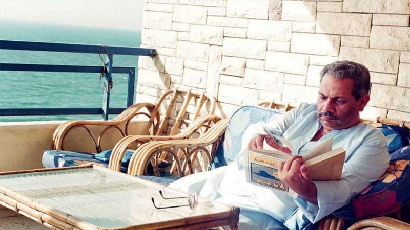الكاتب أسامة أنور عكاشة (موقع منشور)