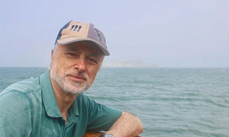 ماجد كمالماز الطبيب النفسي السوري الأمريكي المحتجز في سوريا - 2014 (نيويورك تايمز)