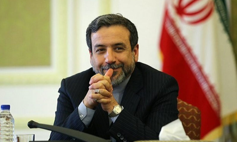 نائب وزير الخارجية العراقي عباس عراقجي (تويتر)