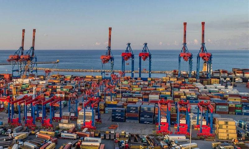 ميناء بيروت - 2017 (لبنان في صورة)