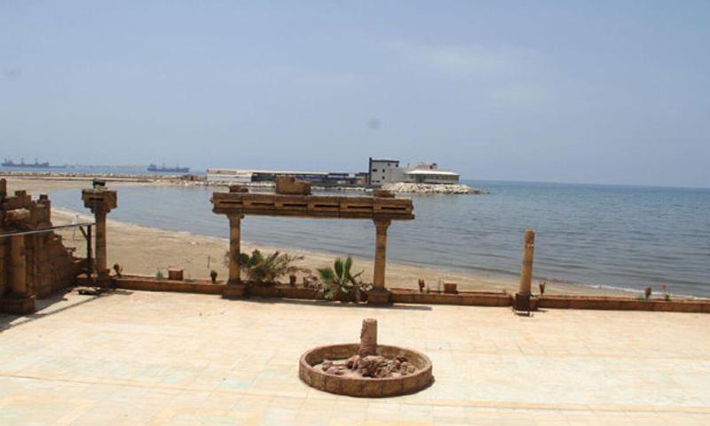 مجمع المنارة السياحي في طرطوس - (سانا)