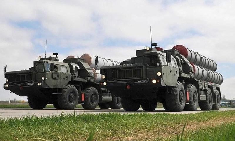 """منظومة """"S- 400"""" الروسية (نوفوستي)"""
