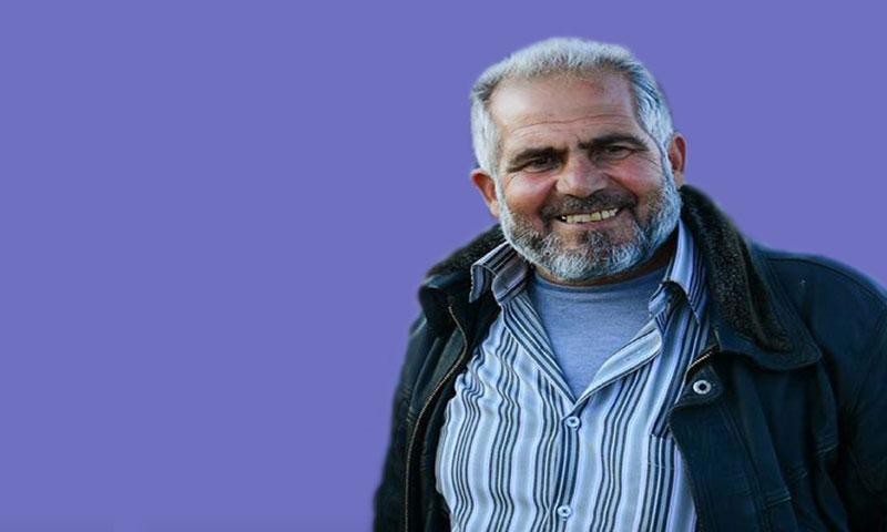 قائد جيش إدلب الحر عفيف السليمان (العربي الجديد)