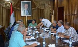 مجلس مدينة اللاذقية (صفحة المجلس في فيس بوك)