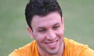 اللاعب السوري جهاد الحسين (إنترنت)