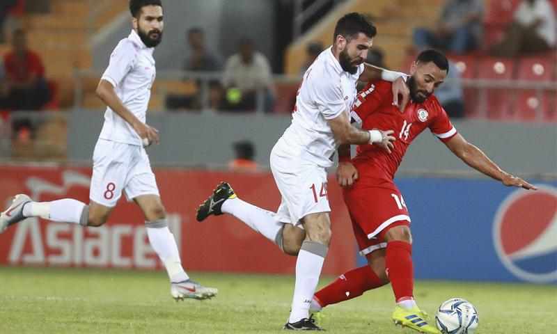 المنتخب السوري يخسر أمام المنتخب اللبناني في بطولة غرب آسيا المقامة بالعراق (كوورة)