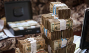 التدفق المالي غير المشروع إلى إفريقيا (UNDP)