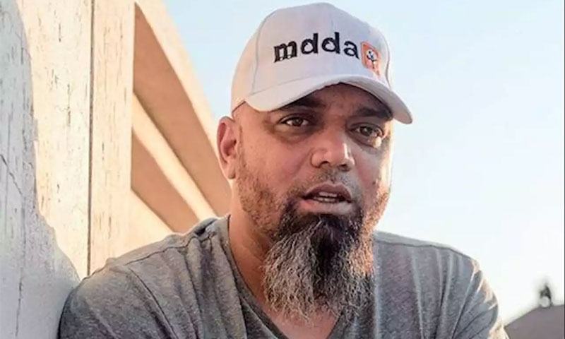 الصحفي الإفريقي المختطف شيراز محمد