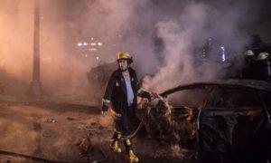 تفجير وسط العاصمة المصرية- 4 من آب 2019 (العربي الجديد)