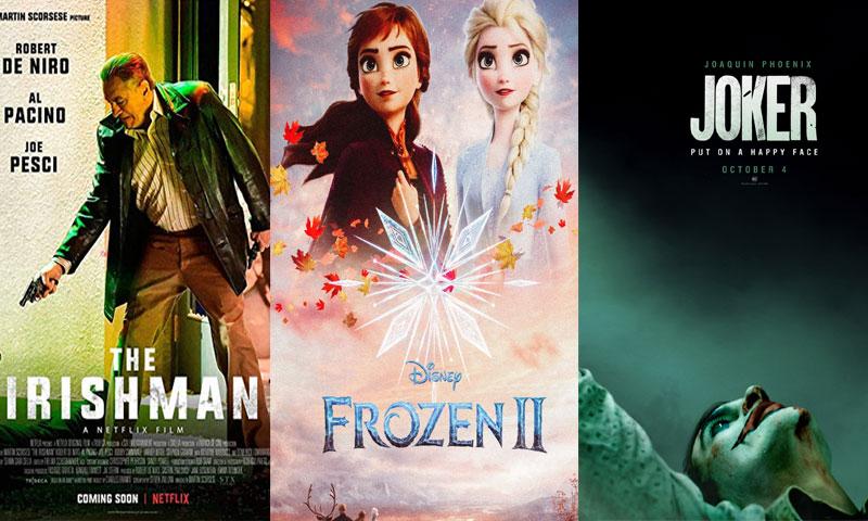 بوسترات الأفلام لعام 2019 (تعديل لعنب بلدي)