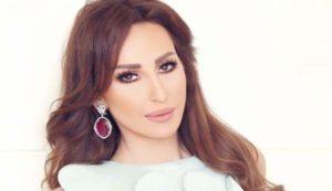الممثلة اللبنانية ورد الخال (إنترنت)