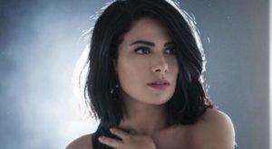 الممثلة الأردنية صبا مبارك (إنترنت)