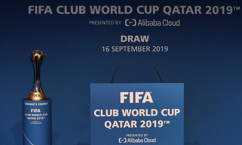 قرعة بطولة كأس العالم للأندية (FIFA)