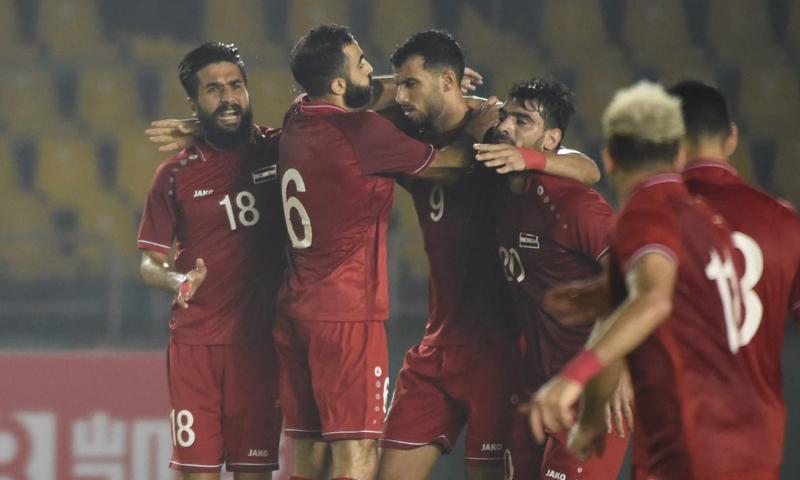المنتخب السوري يحقق فوزًا عريضًا على الفلبين في تصفيات كأس العالم وأمم آسيا (AFC)