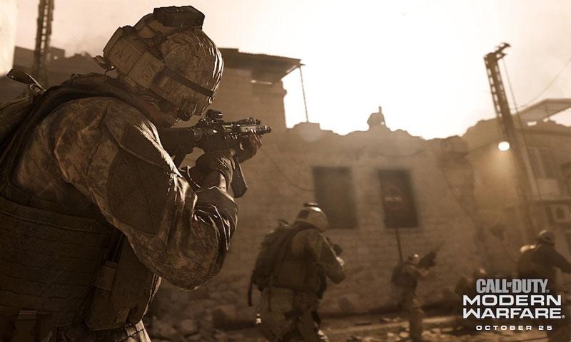 """لعبة """"Call Of Duty: Modern Warfare"""" تقتبس أحداثها من سوريا - 2019"""
