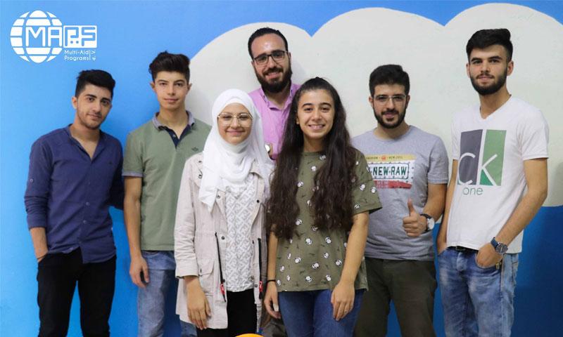 فريق أمل سوريا - 8 أيلول 2019 (MAPS)
