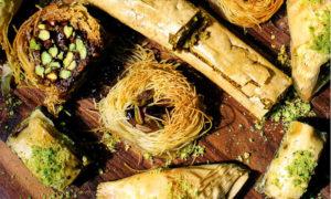 """البقلاوة من مطعم """"حلويات حلب"""" - 10 أيلول 2019 (Bon Appetit)"""