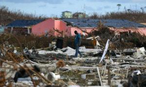 الدمار في الباهاما جراء إعصار دوريان - 8 أيلول 2019 (NBC News)