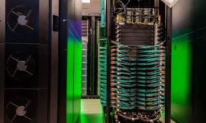 الحاسوب الجديد فرونتيرا 3 أيلول 2019 (شركة انتل)
