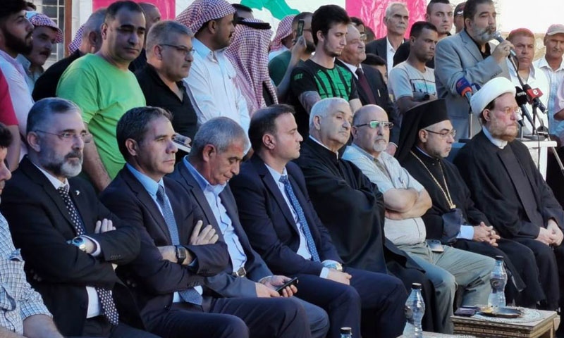 اجتماع في لبنان لبحث عودة أهالي القصير إليها- 21 أيلول 2019 (NNA)