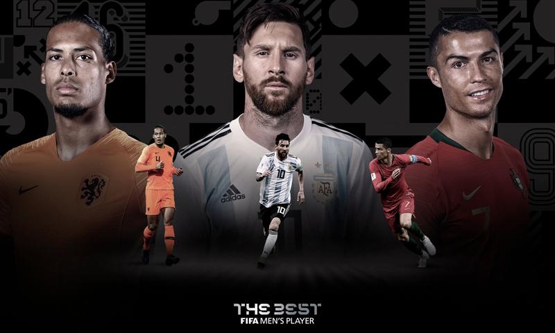 """المرشحين لجائزة """"الأفضل"""" المقدمة من الاتحاد الدولي لكرة القدم (فيفا)- 2 من أيلول 2019 (FIFA)"""