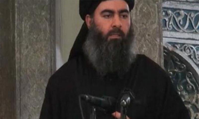 """زعيم تنظيم """"الدولة الإسلامي"""" أبو بكر البغدادي (أعماق)"""