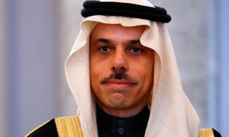 الأمير فيصل بن فرحان آل سعود وزير الخارجية السعودي (رويترز)