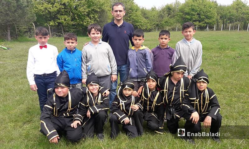 الطفل السوري الذي قيل إنه انتحر في تركيا برفقة أصدقائه في المدرسة (مصدر الصورة: والد الطفل)