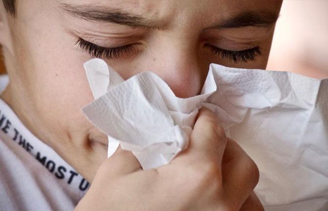 حمى انفلونزا