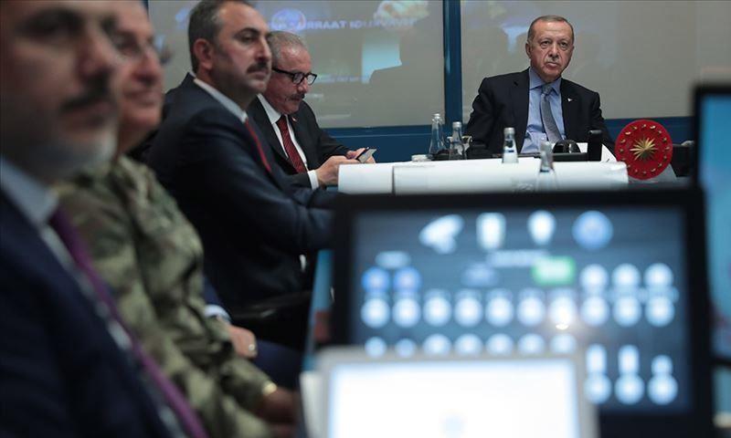الرئيس التركي، رجب طيب أردوغان، (الأناضول)