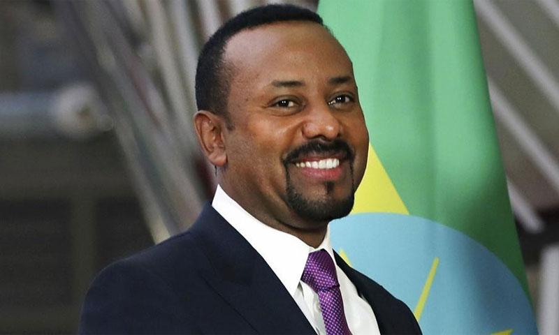 رئيس الوزراء الأثيوبي آبي أحمد علي (AP)