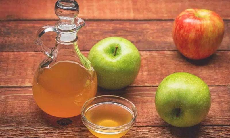 خل التفاح (موقع health line)
