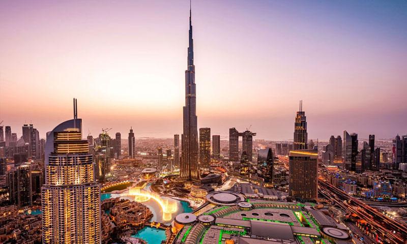 مدينة دبي في الإمارات العربية المتحدة (gulf news)