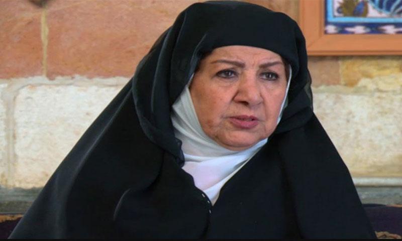 الممثلة السورية هدى شعراوي (موقع نجومي)
