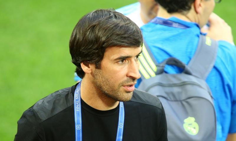 مدرب ريال مدريد كاستيا راؤول غونزاليس (موندو ديبورتيفو)