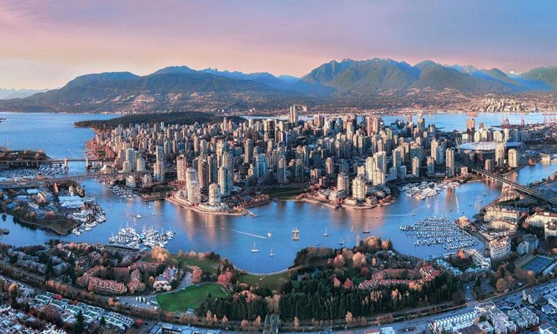 مدينة فانكوفر الكندية (tourism vancouver)