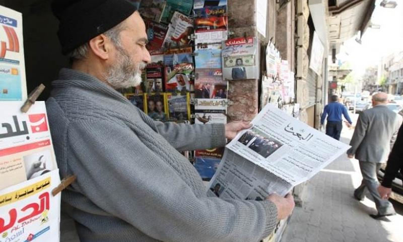 سوري يقرأ صحيفة البعث – 02 تشرين الأول 2018 (انترنت)