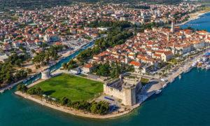 ملعب باتراريا في كرواتيا