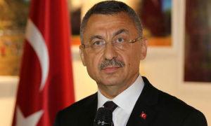 نائب رئيس الجمهورية التركية، فؤاد أوكتاي (t24)