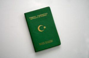 جواز السفر الخاص (Habertürk)