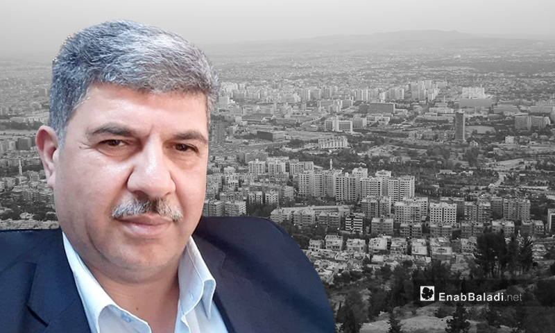 جمال أبو الورد (تعديل عنب بلدي)