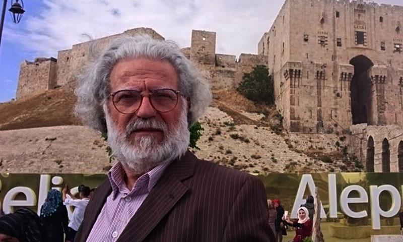 الكاتب السوري حسن م. يوسف 31 أيار 2017 (صفحة الكاتب على فيس بوك)