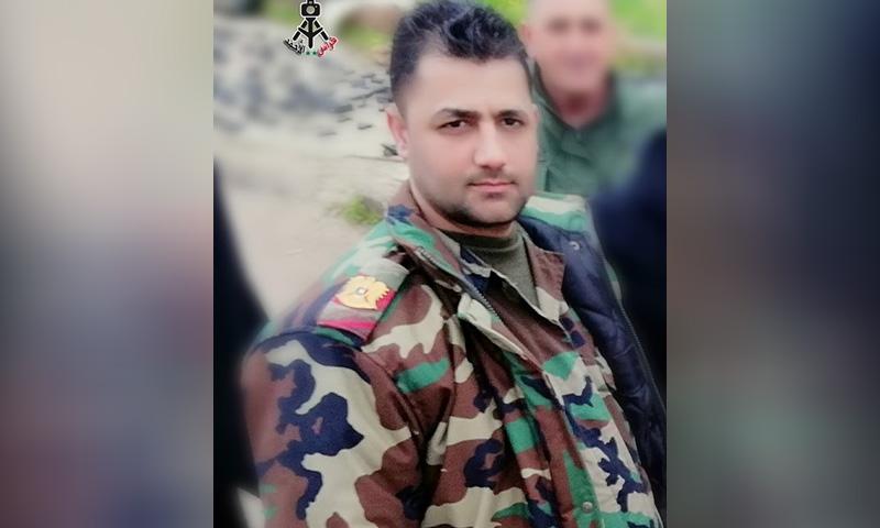رئيس مفرزة أمن الدولة في درعا محمد عقل جبور (فراس الأحمد فيس بوك)